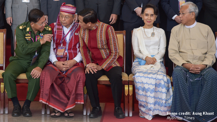 Myanmar's Evolving Relations: The NLD in Government - Institute for  Security and Development Policy