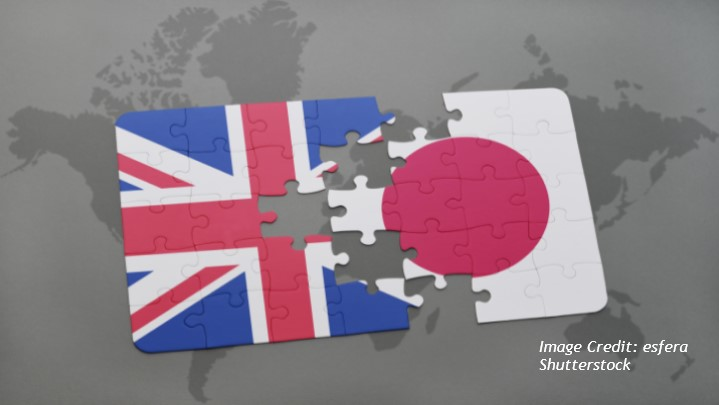 """Japan-UK: """"Progressive"""" Ties and a Case for Britain in the CPTPP"""